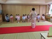 初めての茶道教室